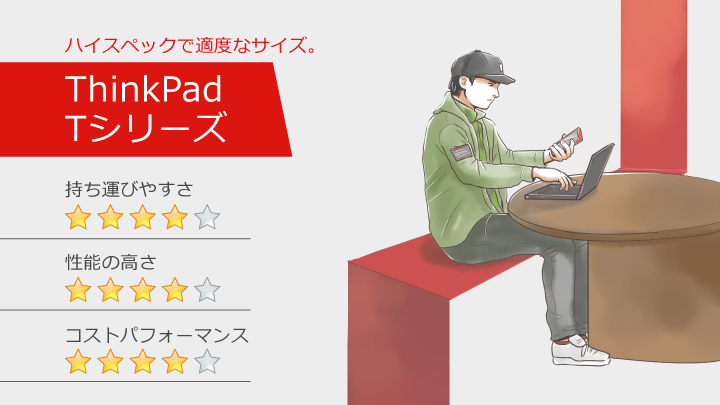 ThinkPadTシリーズ